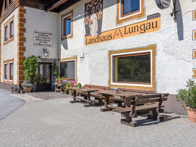 Landhaus Lungau in St. Michael im Winter